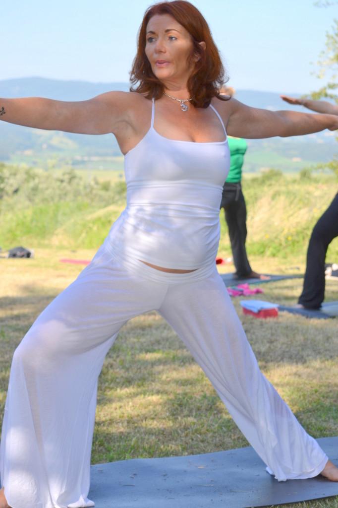 Annemarie Braun Yoga docente