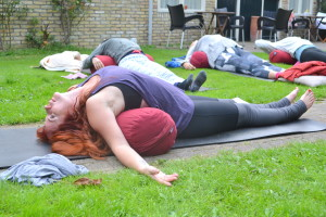 Yin Yoga & Geniet Weekend Texel